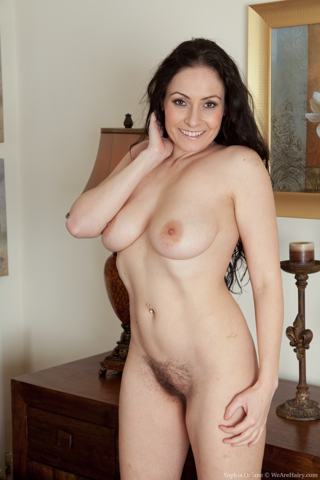 Mature Hairy Pussy Striptease